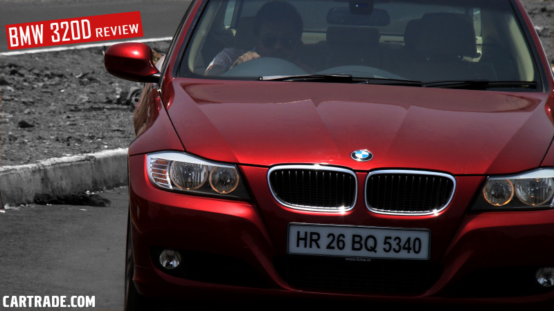 BMW 3 Series Expert Review, 3 Series Road Test - 116120 | CarTrade