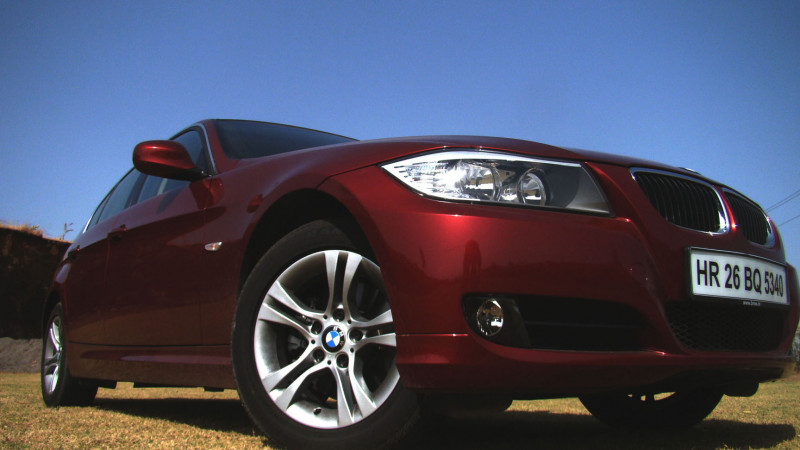 BMW 320D Picture 85
