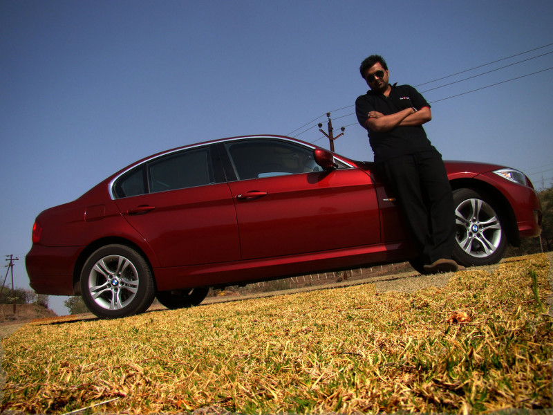 BMW 320D Picture 76