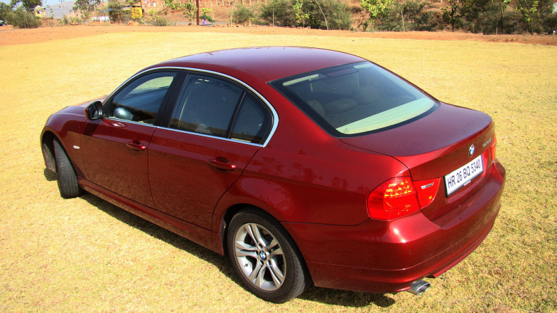 BMW 320D Picture 70