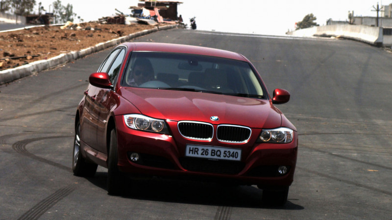 BMW 320D Picture 57