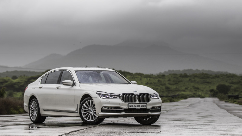 Bmw 7 Series Detailed Expert Review July 19 2017