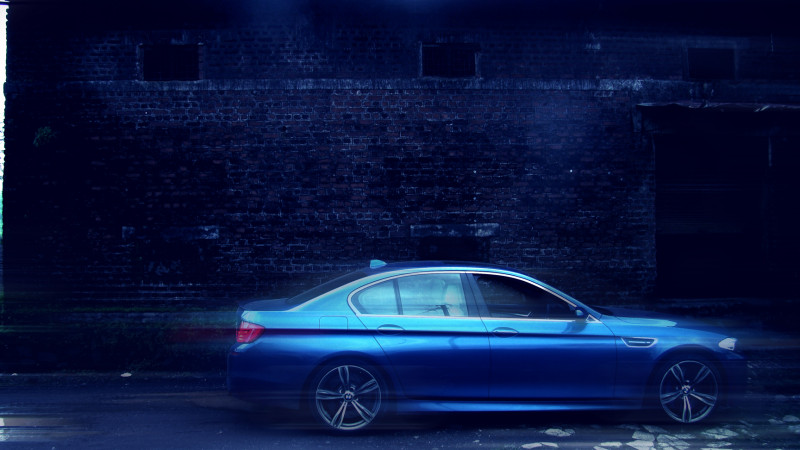 BMW M5 picture