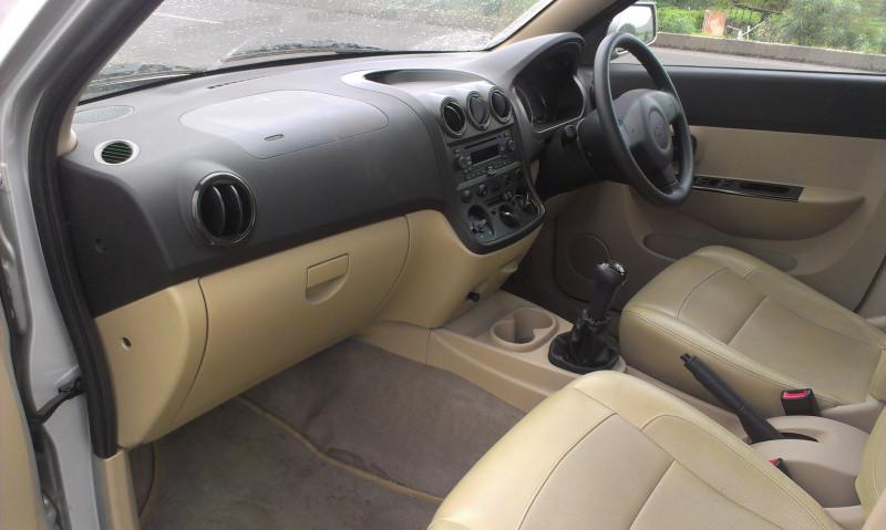 Chevrolet Enjoy Interiors 19