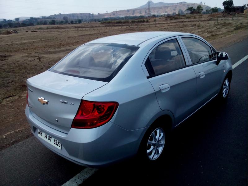 Chevrolet Sail Images 4