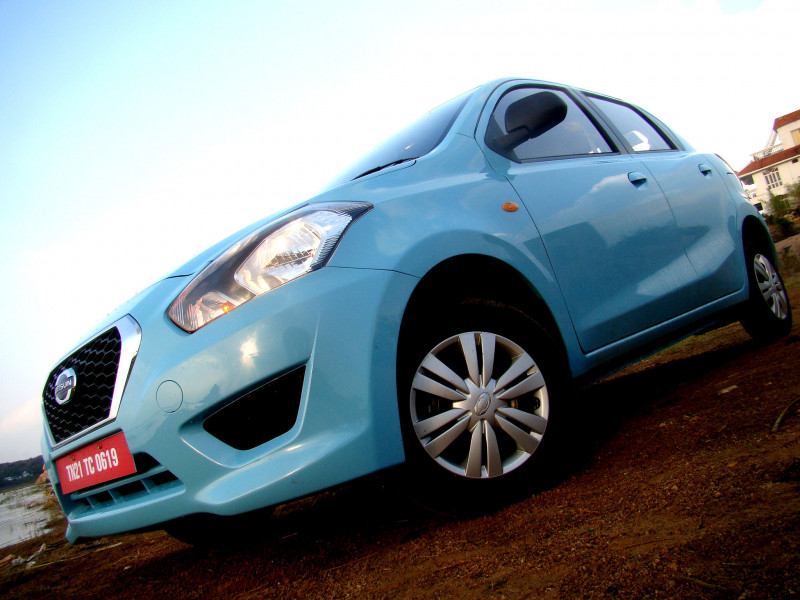 Datsun Go Review: Rising Star - CarTrade