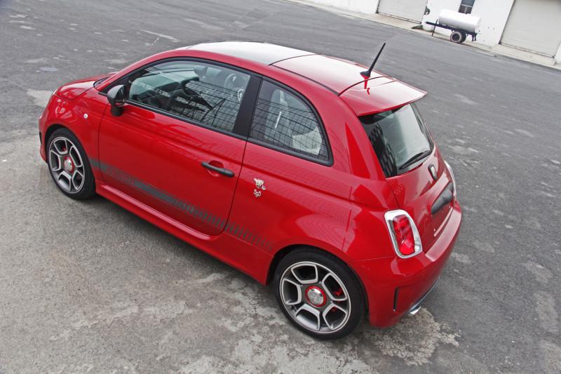 Fiat Abarth 595 Competizione Pic 1