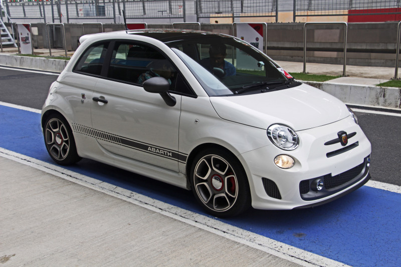 Fiat Abarth 595 Competizione Pic 11