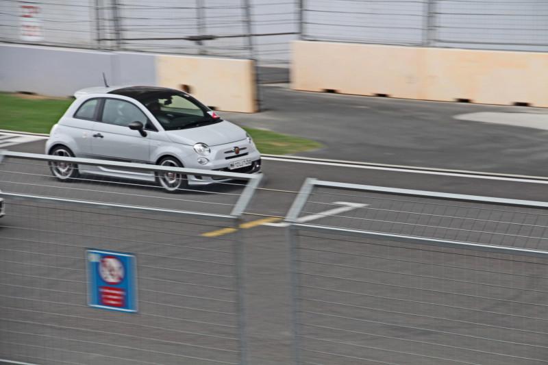 Fiat Abarth 595 Competizione Pic 13