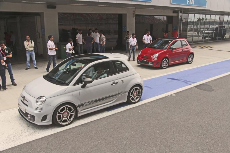 Fiat Abarth 595 Competizione Pic 5