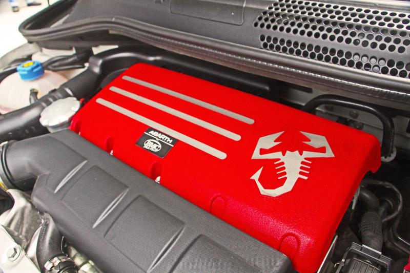 Fiat Abarth 595 competizione 19