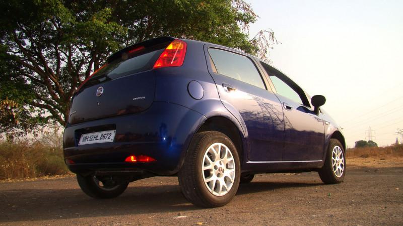 Fiat Grande Punto Picture 3