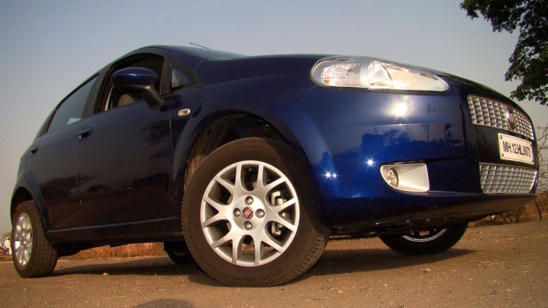 Fiat Grande Punto Picture 15