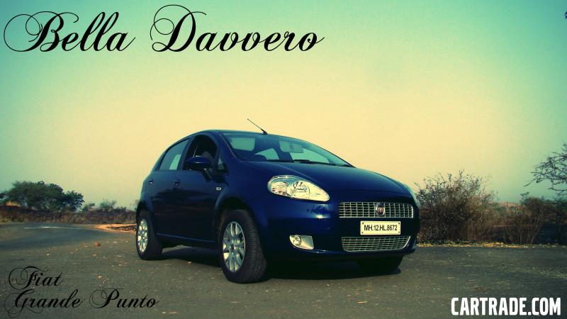 Fiat Grande Punto 2012 Review: Delicious Hatch - CarTrade