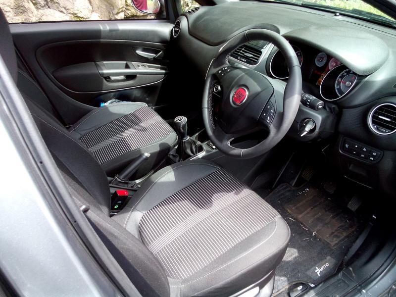 Fiat Punto Evo Images 6