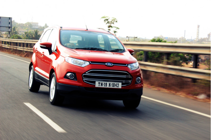 Ford EcoSport Expert Review, EcoSport Road Test - 116860 ...