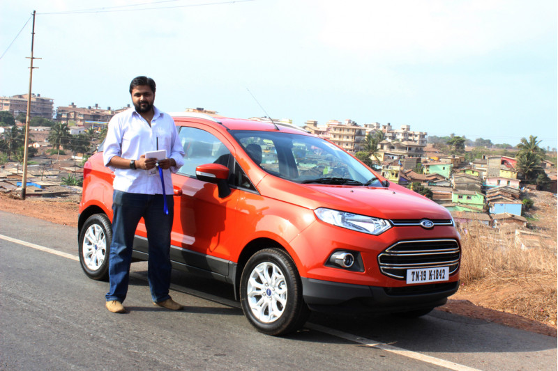 Ford EcoSport and Me