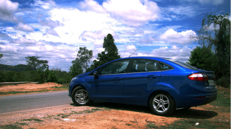 2014 Ford Fiesta Images 33