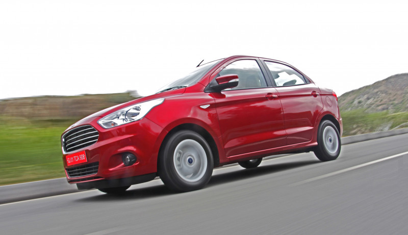 Ford Figo Aspire Images 10