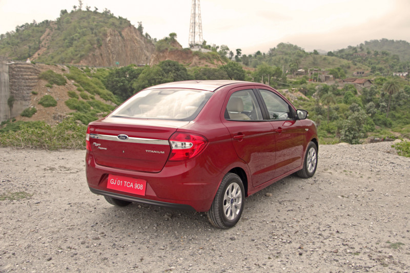 Ford Aspire Expert Review Aspire Road Test 206234 Cartrade