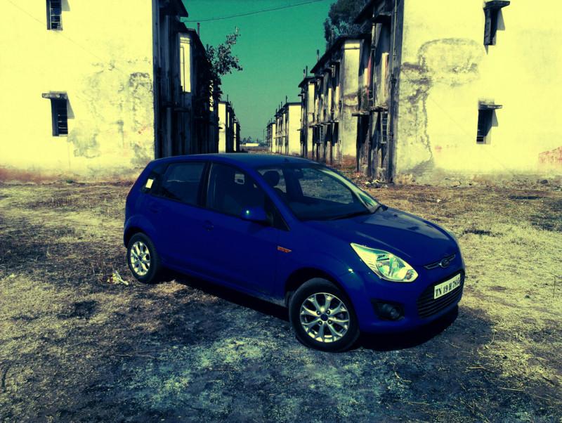 Ford Figo 2012 High Resolution image