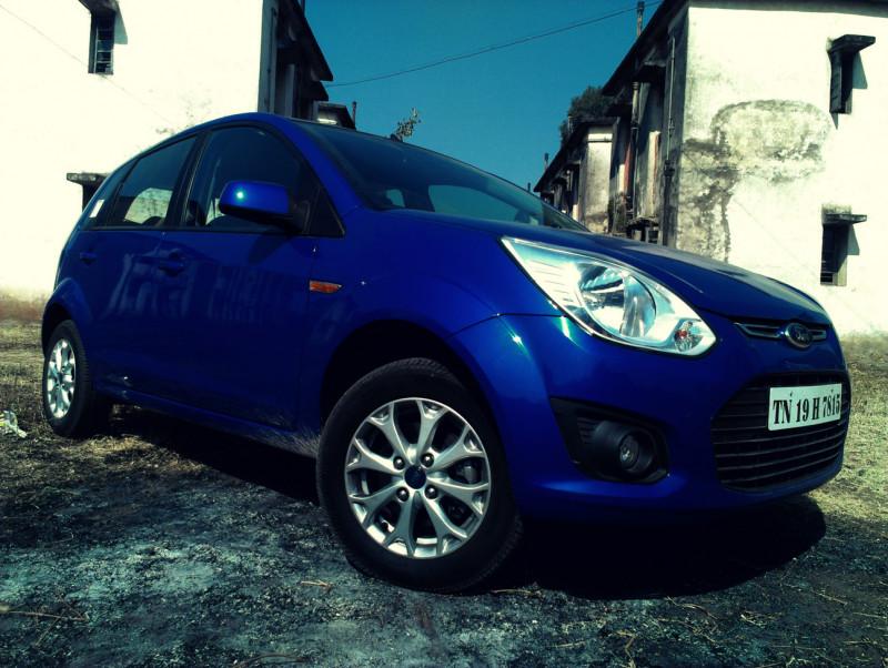 Ford Figo 2012 profile image