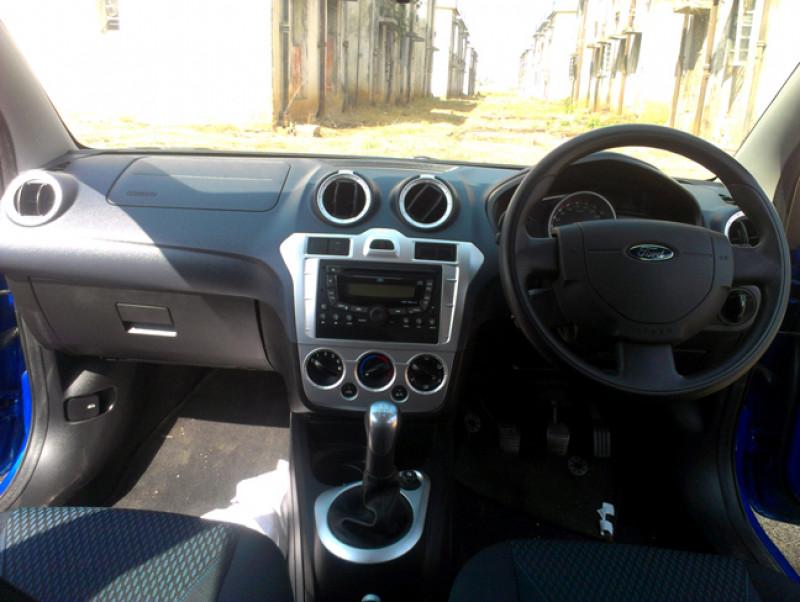 Ford Figo Interior image