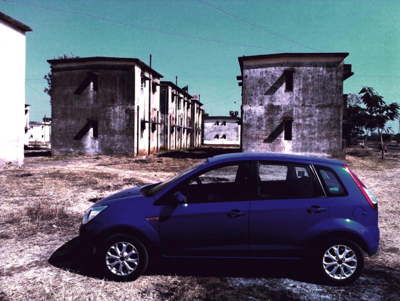 Ford Figo side view image