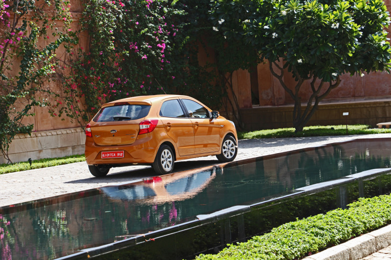 Ford Figo Photos 14