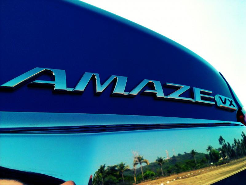 Honda Amaze Logo