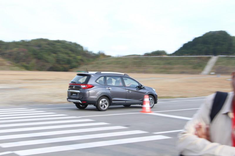 Honda BR V Images 11