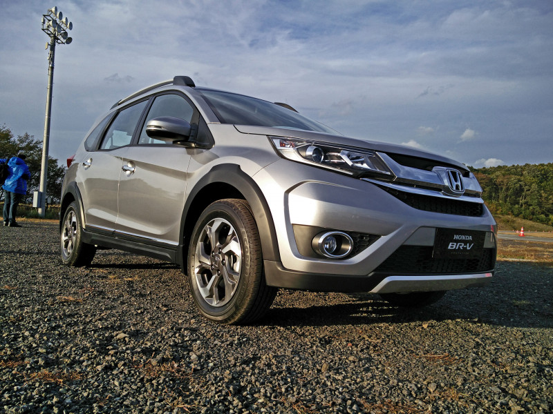 Honda Br V Images Photos And Picture Gallery 206362 Cartrade