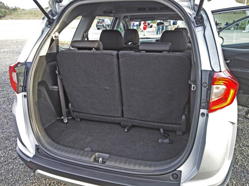 Honda BR V Images 15