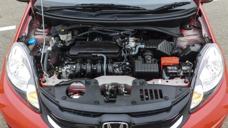 Honda Brio VX MT
