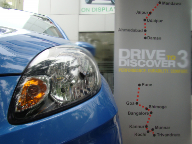 Honda Brio: Drive to Discover 3 - CarTrade