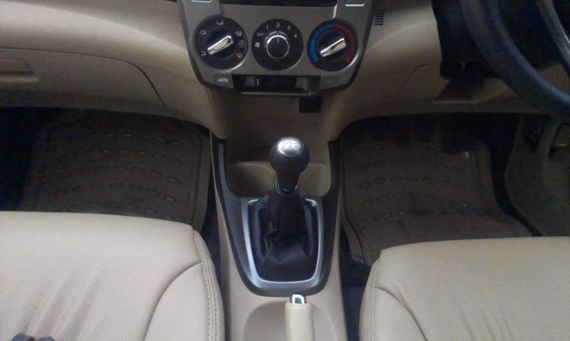 Honda City Transmission