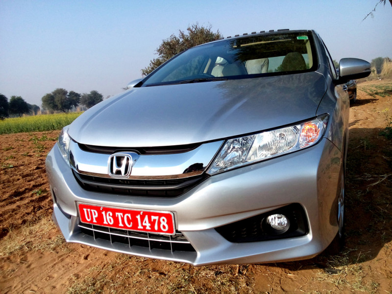 Honda City 2014 Images 47