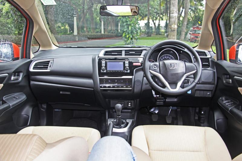 Honda Jazz Interiors 12