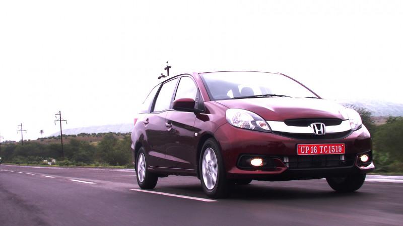 Honda Mobilio Images 12