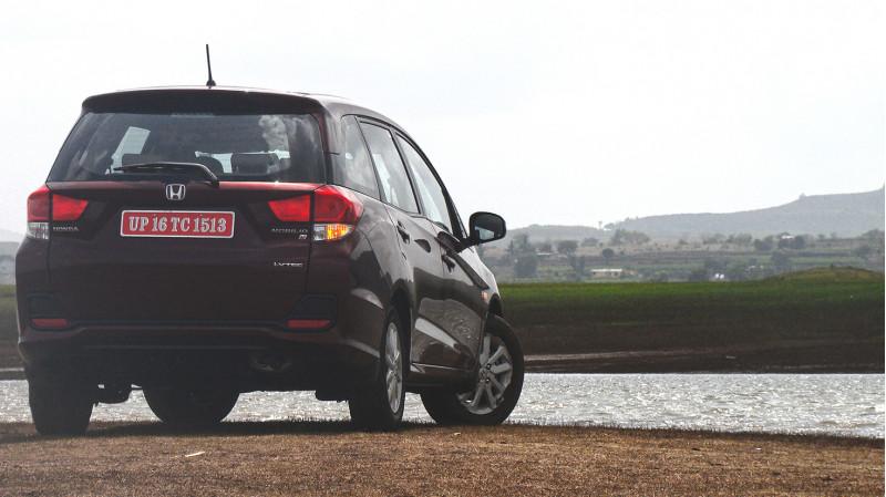Honda Mobilio Images 25