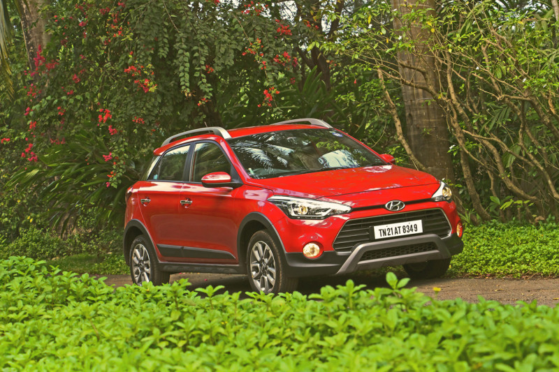 Hyundai i20 Active Photos 42