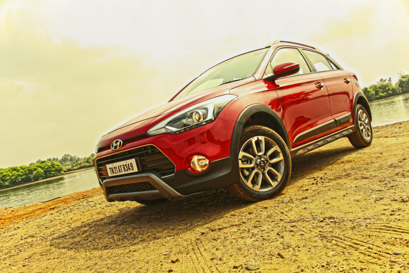 Hyundai i20 Active Photos 44
