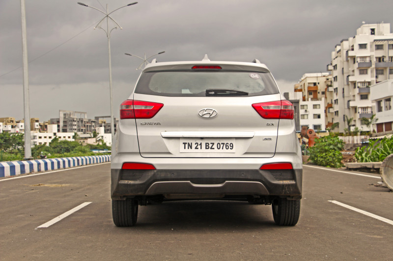 Hyundai Creta Images Photos And Picture Gallery 206254 Cartrade