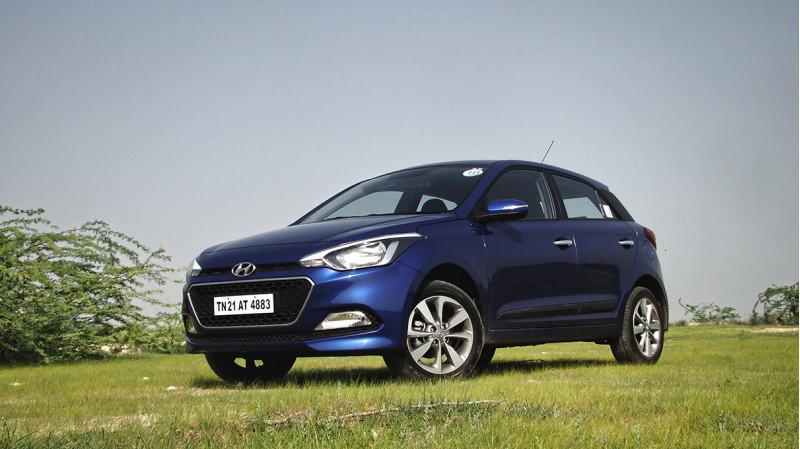 Hyundai Elite i20 Photos 15