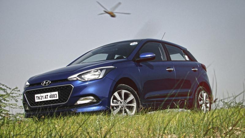 Hyundai Elite i20 Photos 17
