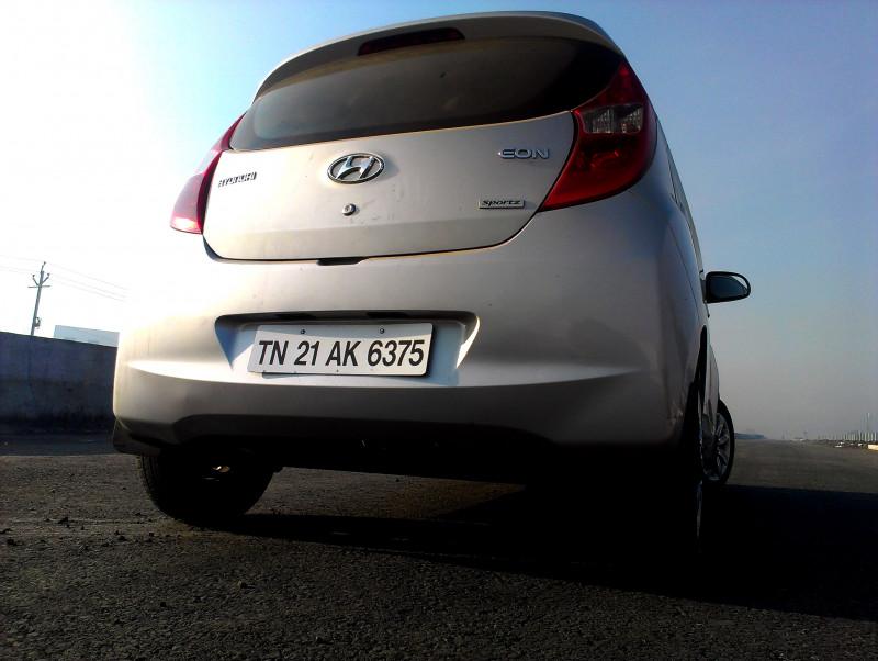Hyundai Eon Review