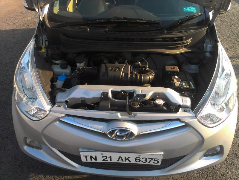 Hyundai Eon engine image