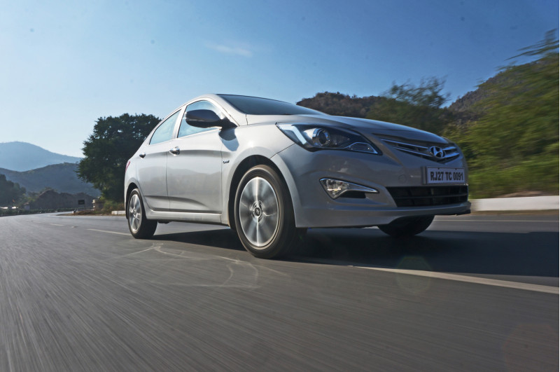 2015 Hyundai Verna: First Drive - CarTrade