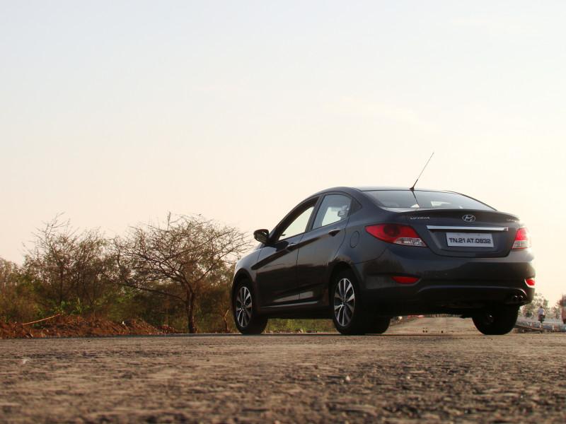 Hyundai Verna Images 4
