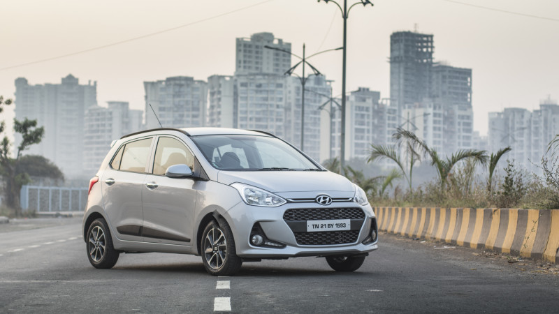 2017 Hyundai Grand i10 1 2 D Diesel review - CarTrade